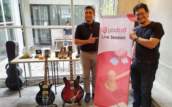 Youb.id Tawarkan Lelang Online Sekaligus Beramal - JPNN.com