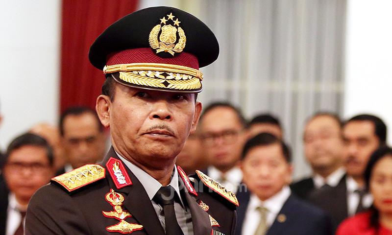 Jenderal Idham Azis Janji Kejar Orang yang Menyiram Novel Baswedan - JPNN.com