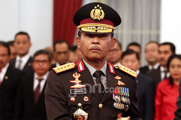 Mengobrol Saat Kapolri Beri Arahan, Mantan Kapolres Digarap Propam - JPNN.com