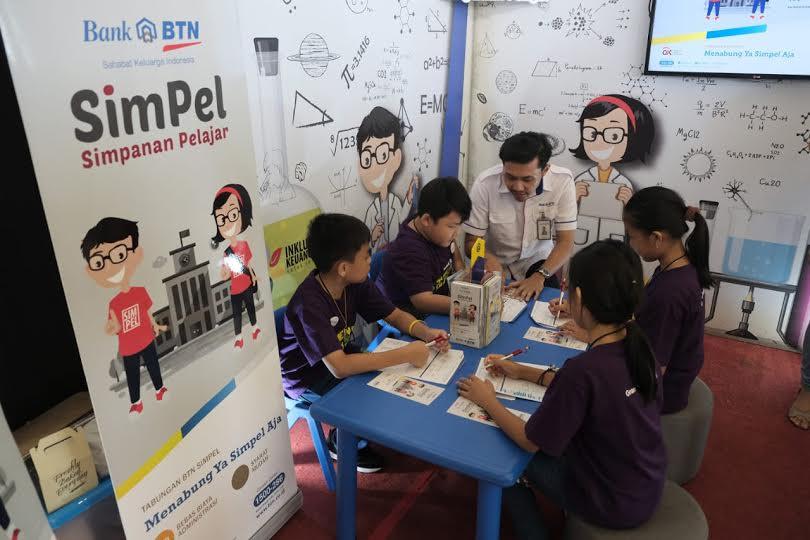 BTN Rangkul Generasi Muda Lewat Tabungan Simpel - JPNN.com