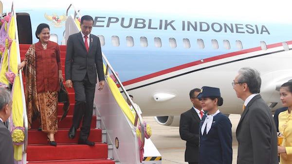 Jokowi Akan Bahas Infrastruktur Indo-Pasifik di KTT ke-35 ASEAN