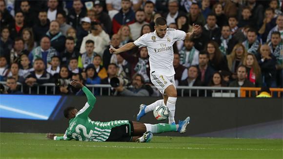 Ditahan Betis, Real Madrid Gagal Menggeser Barcelona