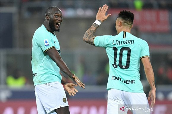 Romelu Lukaku Pastikan Kemenangan Inter Milan di Markas Bologna - JPNN.com