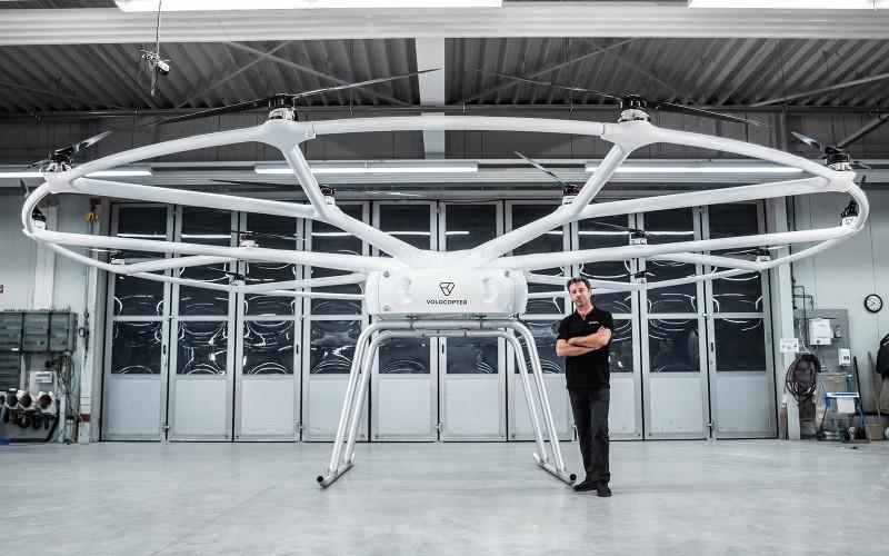 Drone Ini Sanggup Terbangkan Skutik Bongsor Xmax atau Forza - JPNN.com