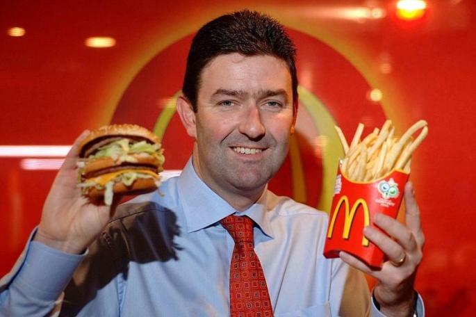 Terlibat Hubungan Terlarang dengan Karyawan, CEO McDonald's Dipecat - JPNN.com