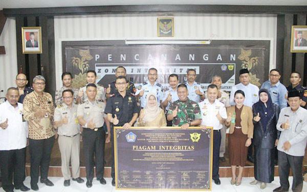 Bea Cukai Bengkalis Canangkan Zona Integritas Wujudkan Wilayah Bebas Korupsi - JPNN.com