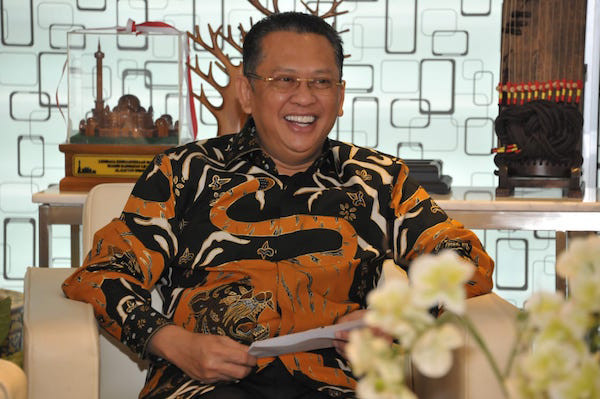 Bamsoet Ajak Pelajar Indonesia Sosialisasikan Empat Pilar MPR RI - JPNN.com