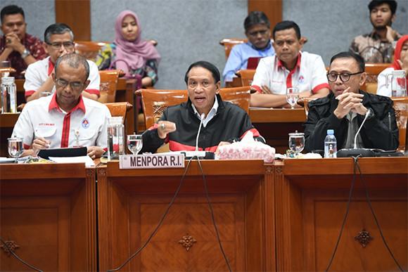Menpora Sebut Pembukaan PON Papua Bakal Setara Asian Para Games