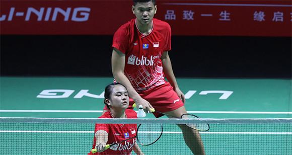 8 Ganda Campuran yang Masih Perkasa di Fuzhou China Open 2019, Termasuk PraMel - JPNN.com