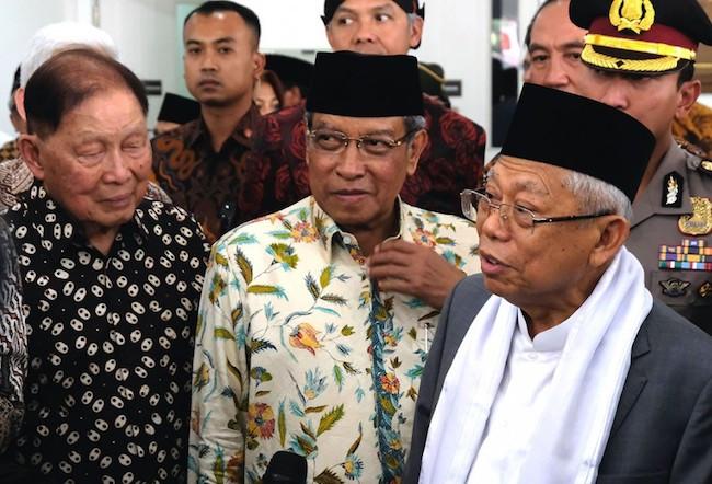 Resmikan RSU Syubbanul Wathon, Wapres Ma'ruf Puji Kolaborasi PBNU dan Lippo - JPNN.com