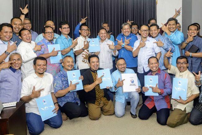 Partai Gelora Mulai Gerilya Cari Teman untuk Pilkada Jatim - JPNN.com