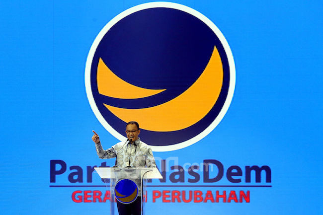 Anies Baswedan Sebut NasDem Motor Persatuan Indonesia - JPNN.com