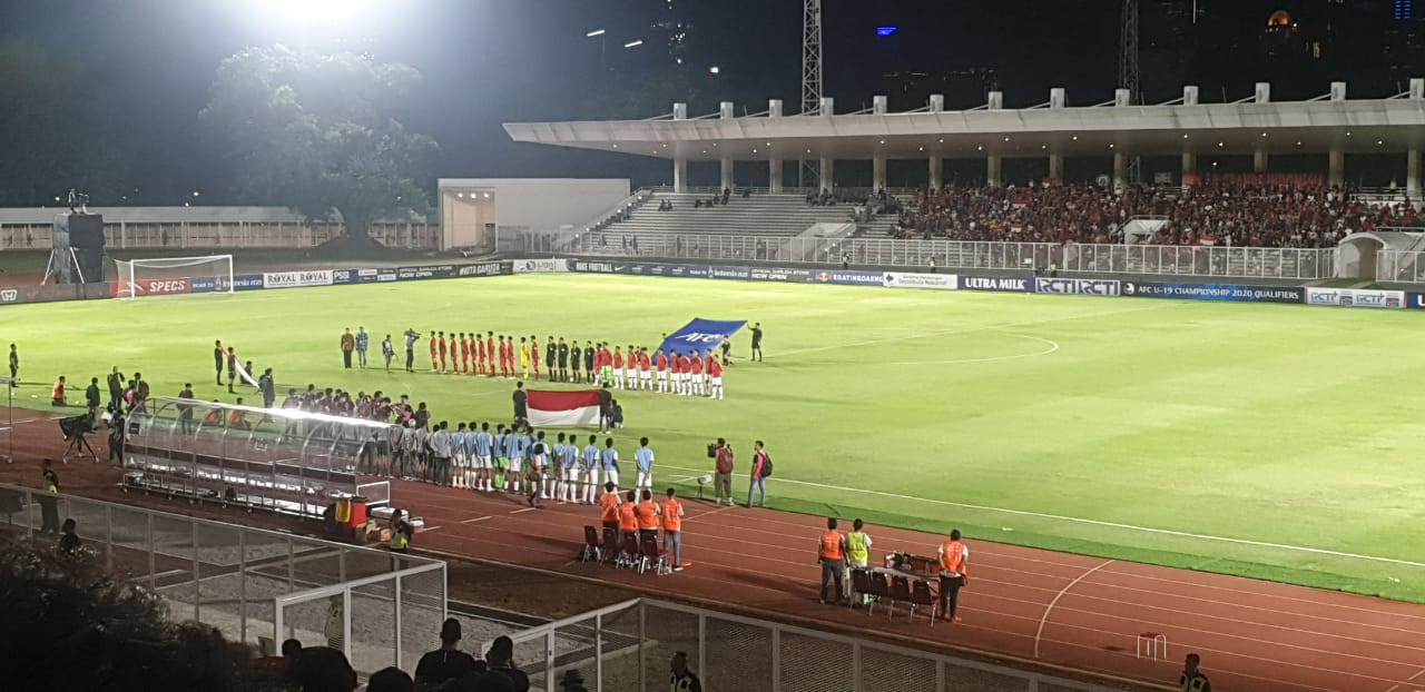 Hadapi Hong Kong, Pelatih Timnas Indonesia U-19 Rotasi Pemain - JPNN.com