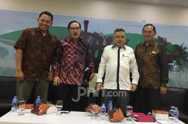 Abbas Dukung Eks Penegak Hukum Jadi Dewas KPK