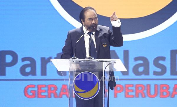 Mungkin Nasdem Sakit Hati Lantaran Kursi Jaksa Agung Lepas dan Gerindra Masuk Kabinet - JPNN.com
