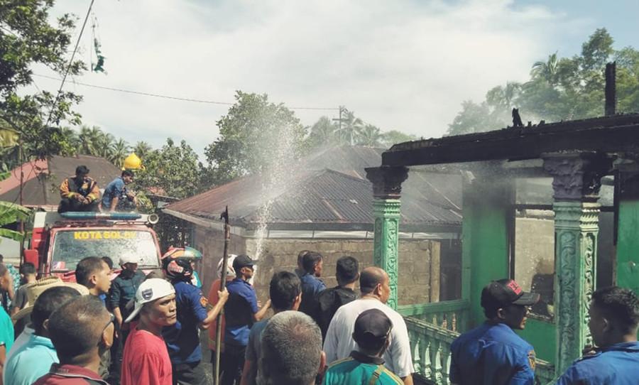 Kebakaran, Nenek Nursini Tewas Terpanggang dalam Rumah - JPNN.com