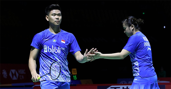 PraMel Terhenti di Perempat Final Fuzhou China Open 2019 - JPNN.com