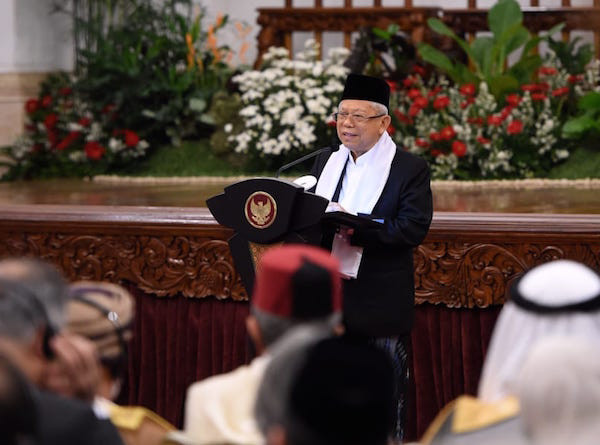 Eks Pengacara Habib Rizieq: Seharusnya Sudah Tenang Ada Kiai Ma'ruf - JPNN.com