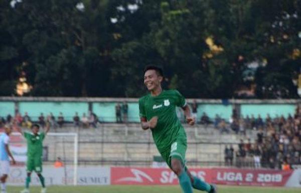 Babak 8 Besar Liga 2 2019: Gol Penalti Eki Fauji Selamatkan PSMS dari Kekalahan - JPNN.com