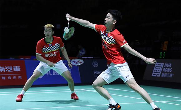 Tampil Penuh Gaya, Superminions Juara dan Ukir Rekor di Fuzhou China Open 2019 - JPNN.com