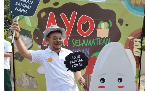 Mentan SYL Ajak Milenial Terapkan Pola Pangan Sehat - JPNN.com