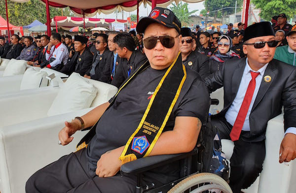 Harianto Badjoeri Minta Keluarga Besar Banten Mempererat Persatuan - JPNN.com
