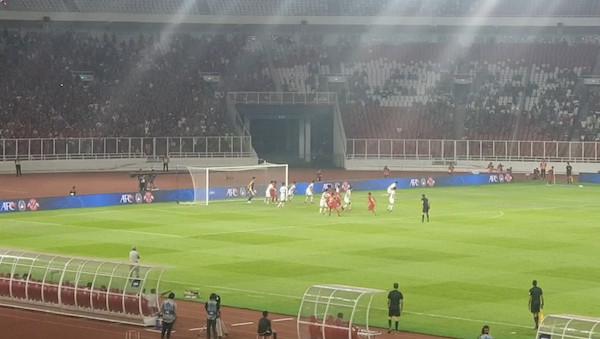 Imbang Lawan Korea Utara, Indonesia Juara Grup K - JPNN.com