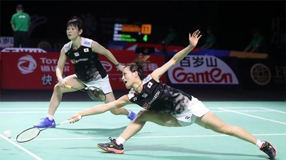 Hasil Lengkap Semifinal dan Jadwal Final Fuzhou China Open 2019 - JPNN.com