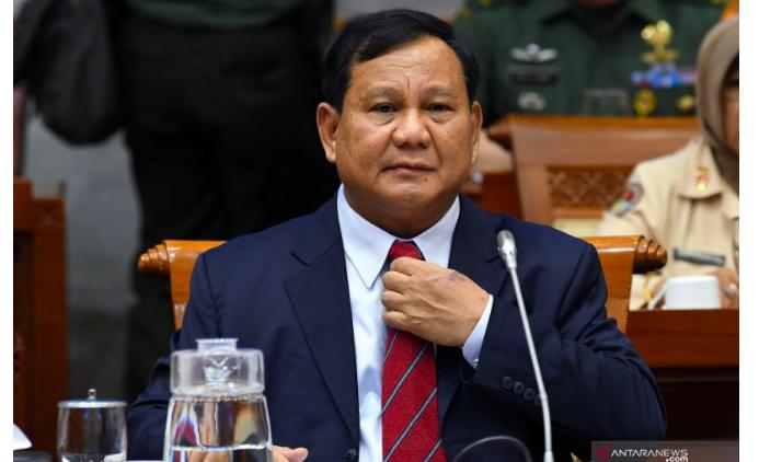 Rapim Kemhan Dihadiri Jokowi, Prabowo: Membangkitkan Semangat TNI-Polri - JPNN.com