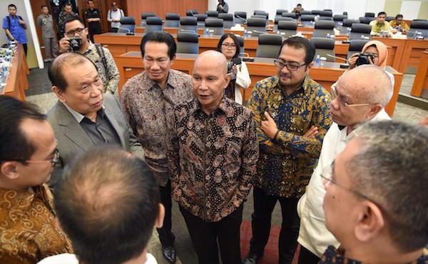 Said Abdullah PDIP Mengkritisi Soal Desa Fiktif - JPNN.com