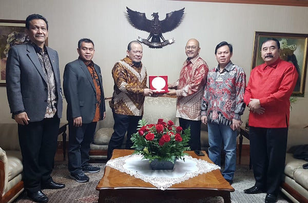Gagasan Ketua DPD RI Menarik Perhatian Parlemen MIKTA - JPNN.com