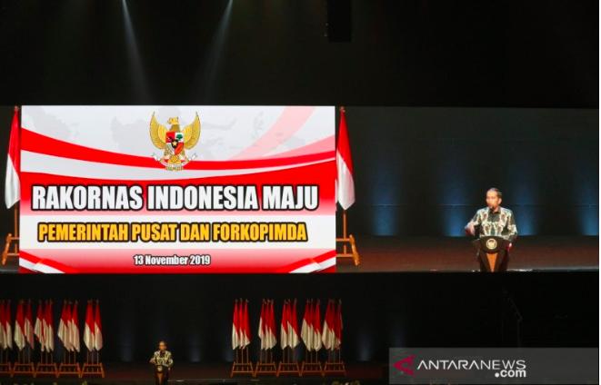 Ingatkan TNI dan Penegak Hukum, Jokowi: Dunia Penuh dengan Ketidakpuasan