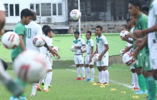 Jelang Lawan Martapura FC, Pelatih PSMS Medan Fokus Benahi Mental Pemain