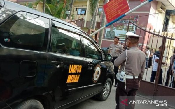 Pelaku Bom Bunuh Diri di Polrestabes Medan Seorang YouTuber, Konten Pertama Singgung Jokowi - JPNN.com