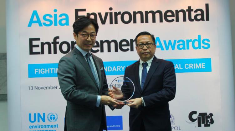 Mantap! Ditjen Gakkum KLHK Raih Penghargaan Terbaik se-Asia Pasific - JPNN.com