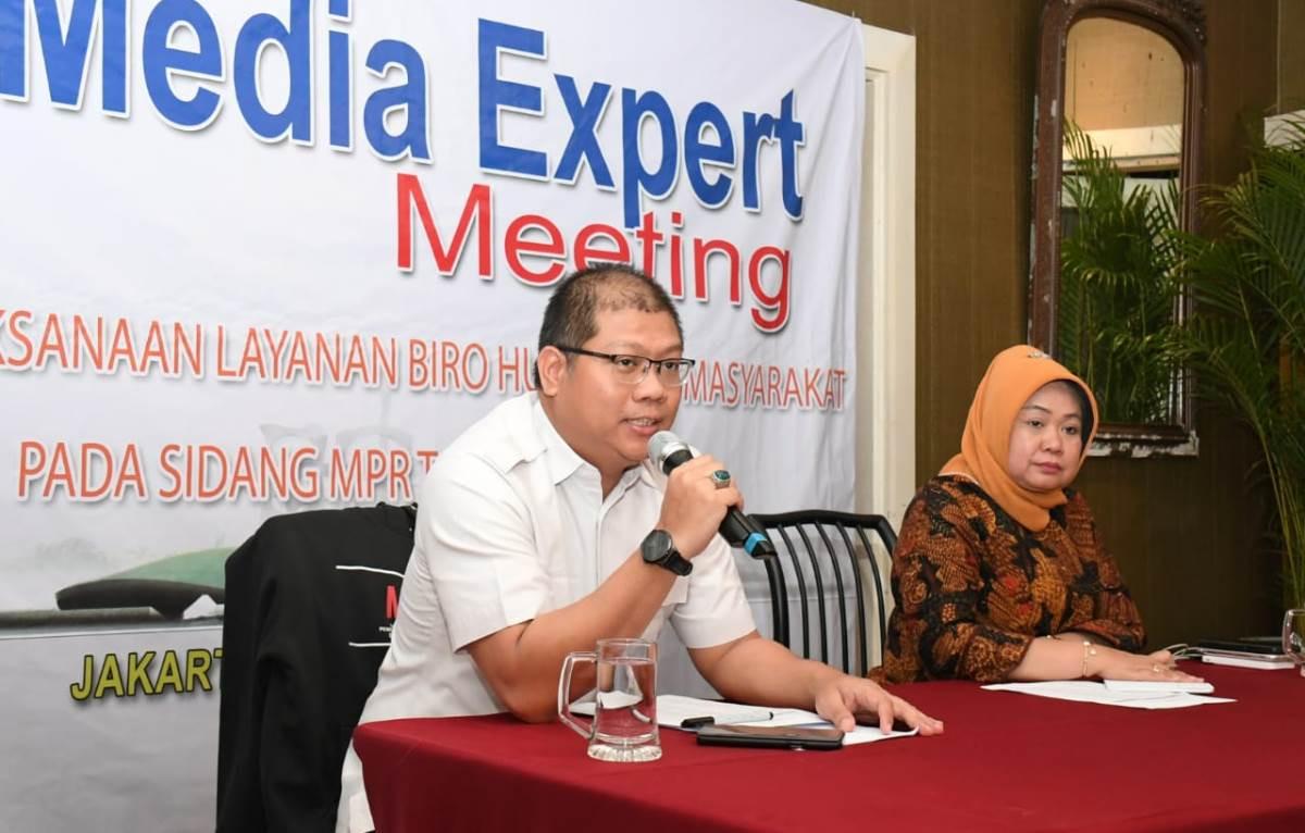 Sejumlah Agenda Nasional Sukses, Kinerja Humas MPR Diapresiasi Jurnalis - JPNN.com
