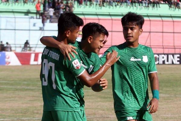 Diwarnai Kartu Merah, PSMS Buka Peluang ke Semifinal Usai Kalahkan Martapura FC