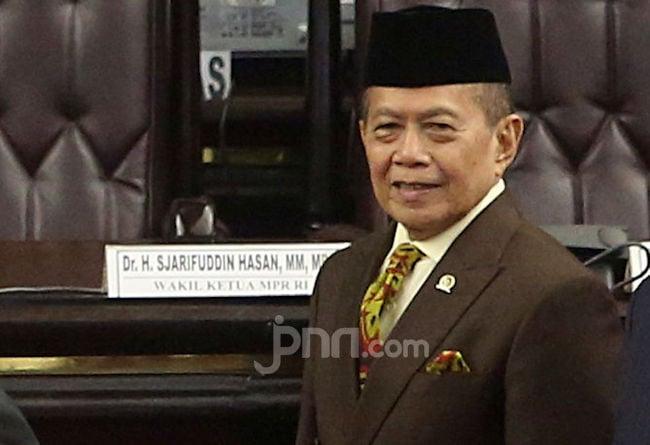 Syarief Hasan Beri Kabar Terbaru soal Sidang Tahunan MPR - JPNN.com