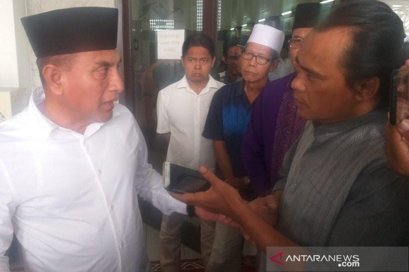 Bangkai Babi Dibuang di Sungai, Edy Rahmayadi Beri Pernyataan Tegas Begini - JPNN.com