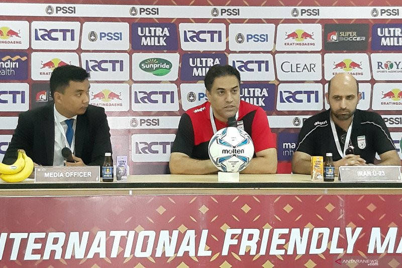 Pengakuan Asisten Pelatih Timnas Iran U-23 Usai Kalah dari Indonesia - JPNN.com