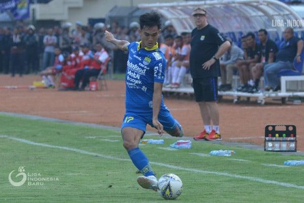 Curhat Bintang Persib Bandung usai Kembali Jadi Starter - JPNN.com