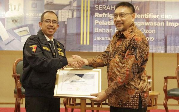 Bea Cukai bersama KLHK Awasi Perdagangan Ilegal Bahan Perusak Ozon - JPNN.com
