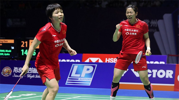 Lihat Aksi Terbaik di Final Hong Kong Open 2019, 122 Pukulan Untuk 1 Poin