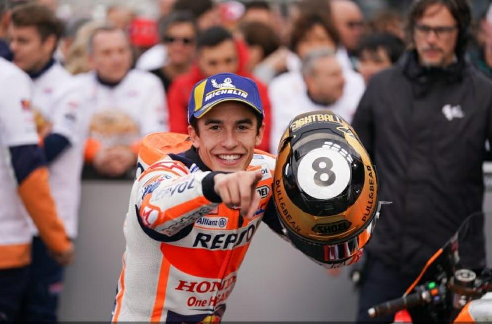 Marquez Berharap Bisa Ambil Kemenangan di Balapan Akhir Pekan - JPNN.com