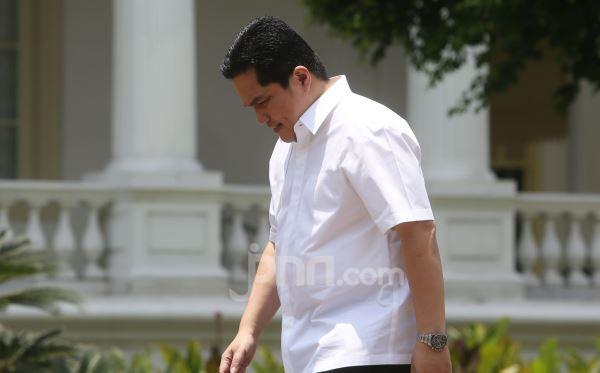 Kasus Harley Davidson, Erick Thohir Tegas tetapi Pakai Kata Maaf - JPNN.com