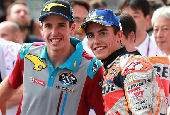 Honda Depak Alex Marquez? Pengamat MotoGP: Itu Bunuh Diri - JPNN.com