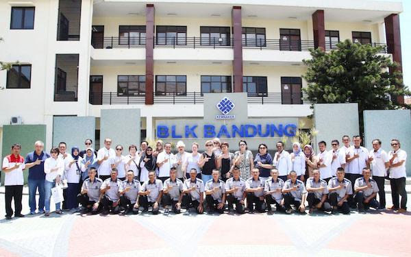 Pelajari Pelatihan Vokasi, Kirgizstan Kunjungi 4 Balai Latihan Kerja - JPNN.com