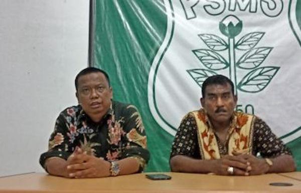 PSMS Medan Liburkan Pemain setelah Tak Lolos ke Babak Semifinal Liga 2 - JPNN.com