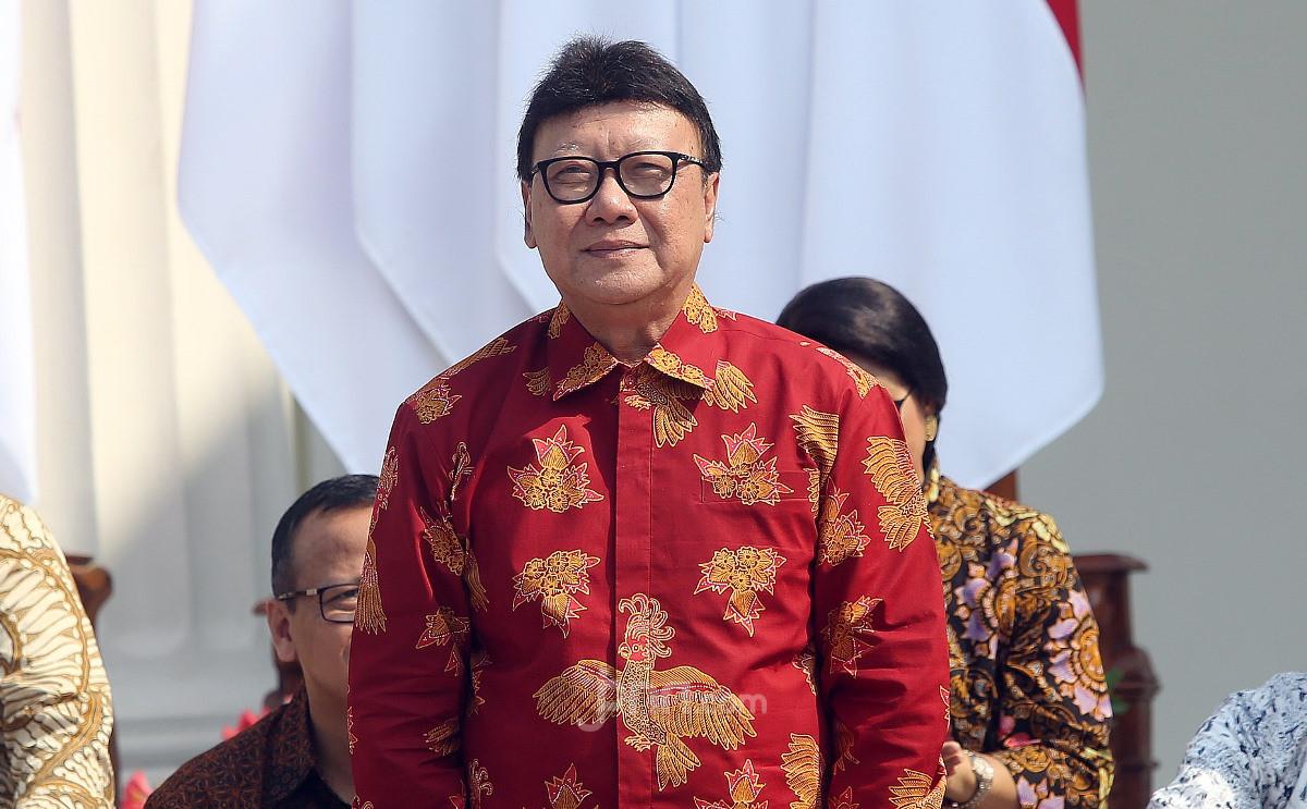 Tjahjo Mendapat Arahan Presiden Jokowi soal Rekrutmen CPNS 2019 - JPNN.com