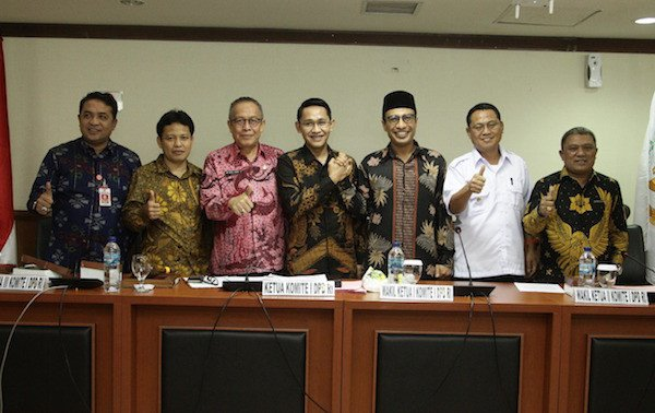 Komite I DPD RI Bahas Konflik Perbatasan di Sulteng dan Gorontalo - JPNN.com
